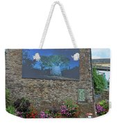 La Gacilly, Morbihan, Brittany, France, Photo Festival Weekender Tote Bag