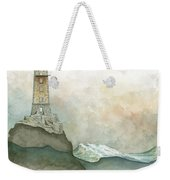 La Vieille Lighthouse Weekender Tote Bag