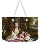 Lady Elizabeth Delme And Her Children Weekender Tote Bag