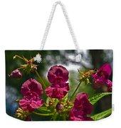 Lady Slipper Orchid Dan146 Weekender Tote Bag