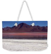 Laguna Colorada And Mountains Weekender Tote Bag