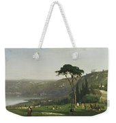 Lake Albano Weekender Tote Bag