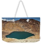 Lakeview From Pico Austria Pass Weekender Tote Bag