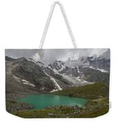 Lake Locce And Monte Rosa - Piedmont / Italy Weekender Tote Bag