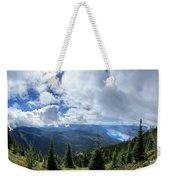 Lake Mcdonald From Mt Brown Trail - Glacier National Park Weekender Tote Bag