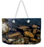 Lake Ogwen Weekender Tote Bag