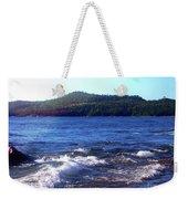 Lake Superior Landscape Weekender Tote Bag