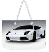 Lamborghini Murcielago Lp640 Coupe Weekender Tote Bag