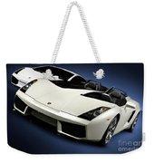Lamborghini Super Cars Weekender Tote Bag