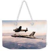 Lancaster And Vulcan Weekender Tote Bag
