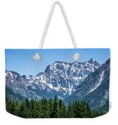 Landscape Nature Scenes Around Columbia River Washington State A Weekender Tote Bag