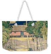 Landscape Trinidad Weekender Tote Bag