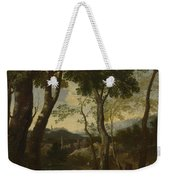 Landscape With A Cowherd Weekender Tote Bag