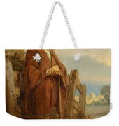Landscape With A Youth Weekender Tote Bag