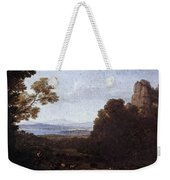 Landscape With Apollo And Mercury  Weekender Tote Bag