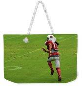 Larry Fitzgerald Weekender Tote Bag