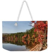 Late Afternoon On Lake Chocorua Weekender Tote Bag