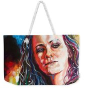 Laura Jane Grace Weekender Tote Bag