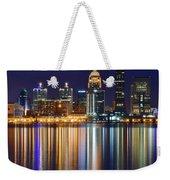 Lavender Louisville Weekender Tote Bag