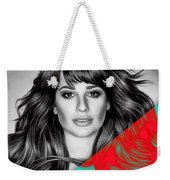 Lea Michele Collection Weekender Tote Bag