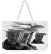 Lee Marvin Monte Walsh Variation 2 Old Tucson Arizona 1969-2012 Weekender Tote Bag