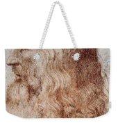 Leonardo Da Vinci Weekender Tote Bag