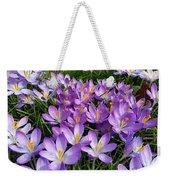 Let It Spring Weekender Tote Bag