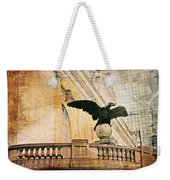 Let There Be Peace Weekender Tote Bag
