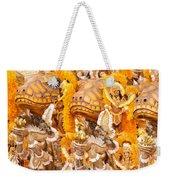 Lets Samba Weekender Tote Bag by Sebastian Musial
