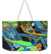 License To Chill Weekender Tote Bag