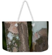 Lichen On The Trees At The Coba Ruins  Weekender Tote Bag