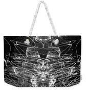 Light Painting Weekender Tote Bag