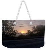 Lilac Dawn Weekender Tote Bag
