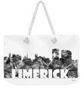 Limerick Ireland Skyline Weekender Tote Bag