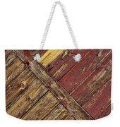 Linear Weekender Tote Bag
