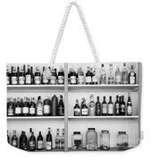 Liquor Bottles Weekender Tote Bag