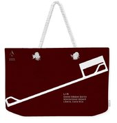 Lir Daniel Oduber Quiros International Airport In Liberia Costa  Weekender Tote Bag