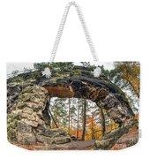 Little Pravcice Gate - Famous Natural Sandstone Arch Weekender Tote Bag