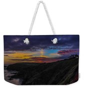 Lizard Point At Sunset  Weekender Tote Bag