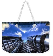 Lloyd's Of London And Cheese Grater Weekender Tote Bag