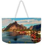 Lofoten, Norway Weekender Tote Bag