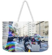 London Bubbles 8 Weekender Tote Bag