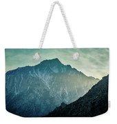 Lone Pine Peak Weekender Tote Bag