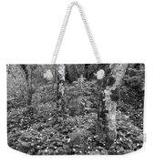Lone Ranch Wood 4937 Weekender Tote Bag