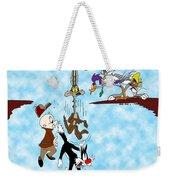 Looney Tunes Weekender Tote Bag