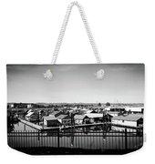 Lotus Isle Houseboats Weekender Tote Bag
