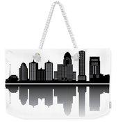 Lousivile Skyline Weekender Tote Bag