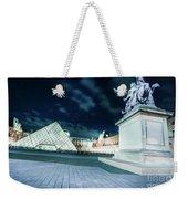 Louvre Museum 6b Art Weekender Tote Bag