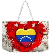 Love Venezuela Weekender Tote Bag
