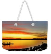Lowcountry Autumn Weekender Tote Bag